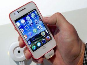 Firefox cep telefonu