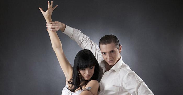 latino dans stüdyosu dans kursu,